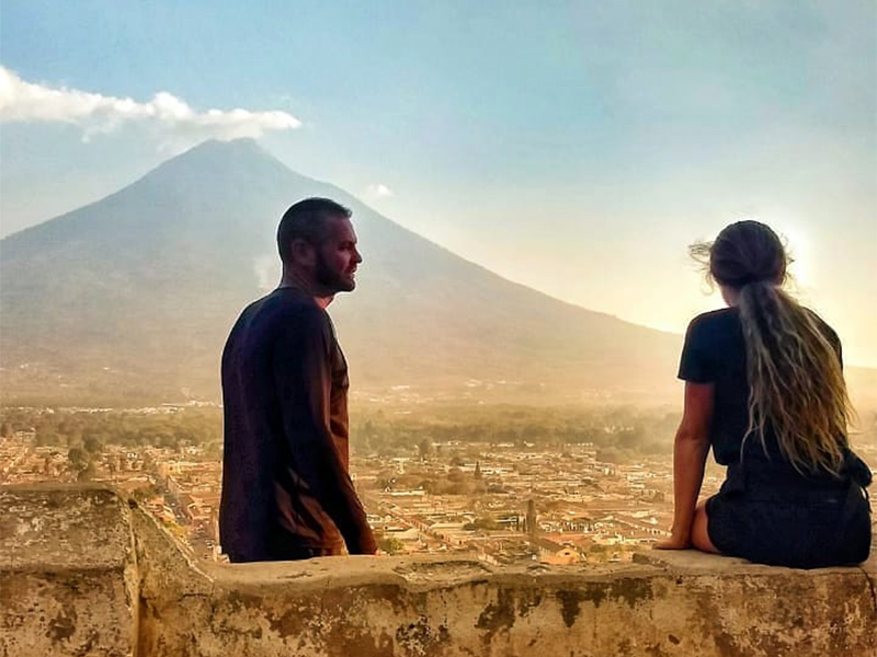 Antigua Sunset Tour