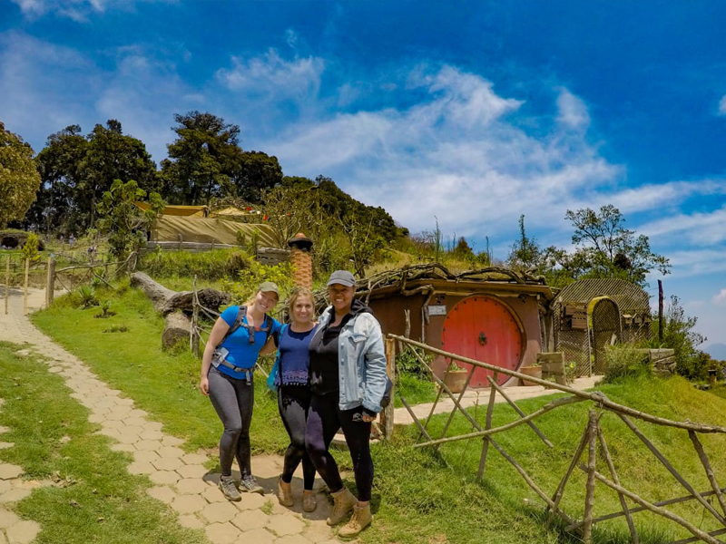 Antigua Mountain Tour